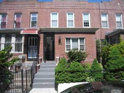 Multi Family Home For Sale: 2414 36th St