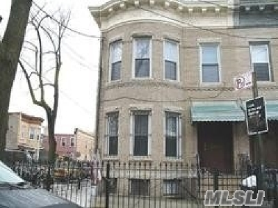 Brooklyn Multi Family Home For Sale: 143 Grant Ave