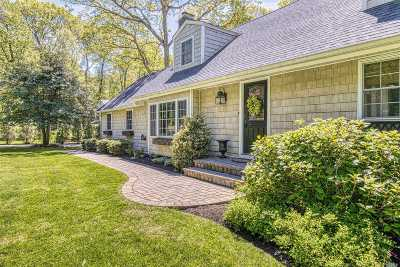 Stony Brook Single Family Home For Sale: 37 Woodbine Ave