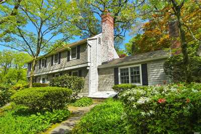Port Washington Single Family Home For Sale: 74 Beacon Hill Rd