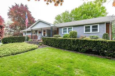 Dix Hills Single Family Home For Sale: 6 Blossom St