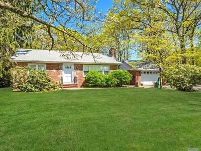 Dix Hills Single Family Home For Sale: 70 Carman Rd