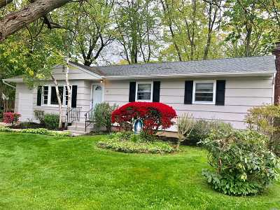 West Islip Single Family Home For Sale: 16 Adams Pl