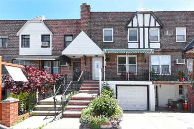 Woodside Single Family Home For Sale: 28-31 56 Pl