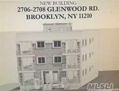 Brooklyn Multi Family Home For Sale: 2708 Glenwood Rd