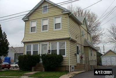 Floral Park Multi Family Home For Sale: 5 Sycamore Avenue