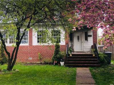 Freeport Single Family Home For Sale: 73 W Seaman Ave
