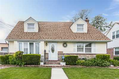 Valley Stream Single Family Home For Sale: 22 Holland Ct
