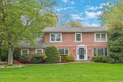 Setauket NY Single Family Home For Sale: $899,000