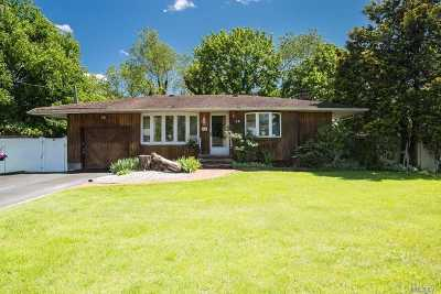 Commack Single Family Home For Sale: 13 Mangin Rd