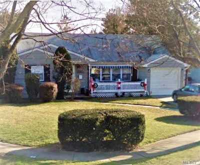 Wantagh Single Family Home For Sale: 1263 Martin Dr