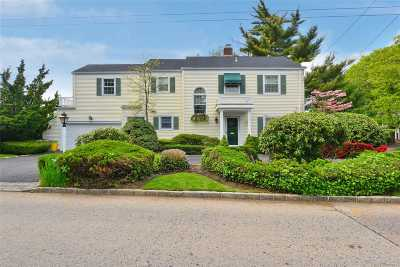 Woodmere Single Family Home For Sale: 154 Combs Ave