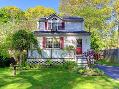 Shirley Single Family Home For Sale