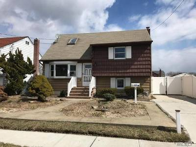 Copiague Single Family Home For Sale: 445 East Dr