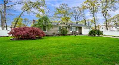 Ronkonkoma Single Family Home For Sale: 427 Deer Rd
