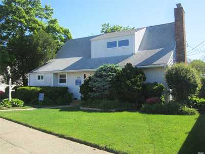Bethpage Single Family Home For Sale: 350 Stewart Ave