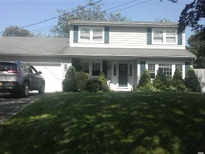 Ronkonkoma Single Family Home For Sale: 2845 Ocean Ave