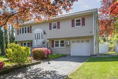 Nesconset Single Family Home For Sale: 4 Salvatore Ct