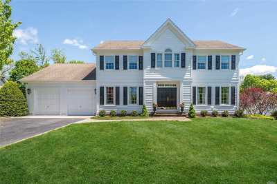 Cold Spring Hrbr Single Family Home For Sale: 31 Glen Way
