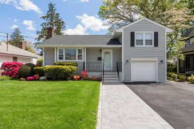 Rockville Centre Single Family Home For Sale: 24 Muirfield Rd