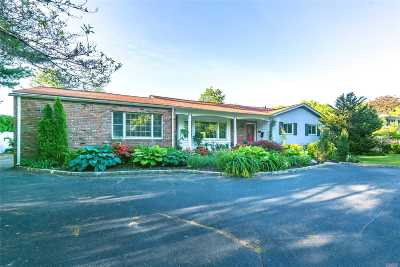 Syosset Single Family Home For Sale: 211 Syosset Woodbury Rd
