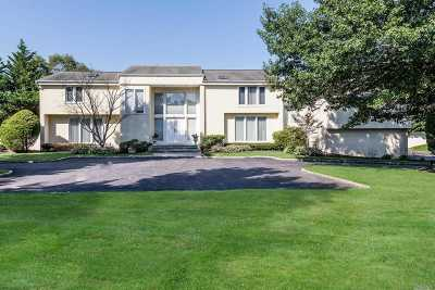 Oyster Bay Cove Single Family Home For Sale: 14 Pleasant Ln