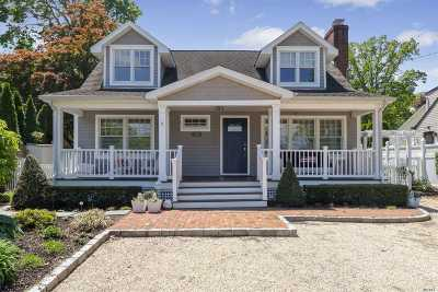 Centerport Single Family Home For Sale: 182 Taft Cres