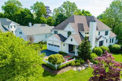 Manhasset NY Single Family Home For Sale: $2,698,000