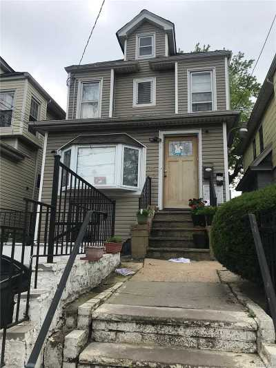 Multi Family Home For Sale: 10540 Van Wyck Expy