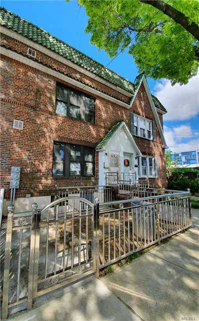 Bayside Multi Family Home For Sale: 45-14 215th Pl