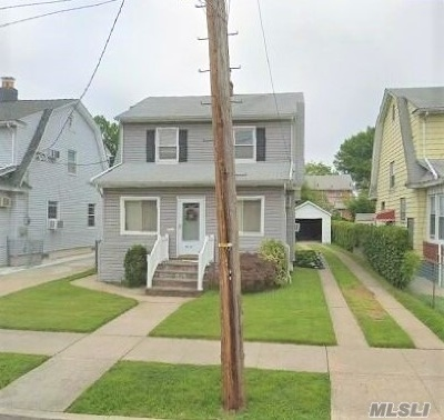 Queens Village Single Family Home For Sale: 92-51 219th St
