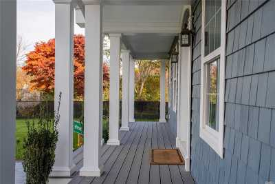 Manorville Single Family Home For Sale: N/C Timber Trl