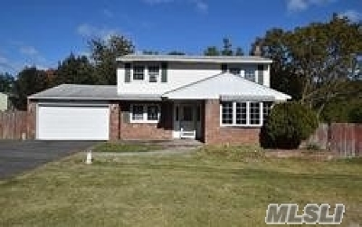 Selden Single Family Home For Sale: 1 Executive Rd