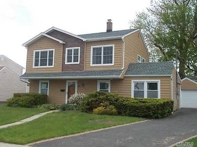 Levittown Single Family Home For Sale: 42 Swan Ln