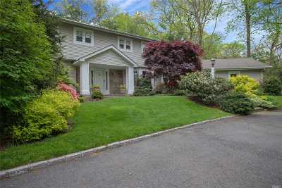 Dix Hills Single Family Home For Sale: 8 Spinning Wheel Ln