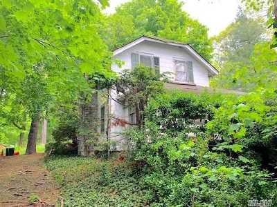 Roslyn Single Family Home For Sale: 370 Locust Ln