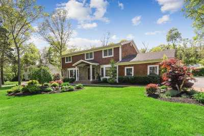 Dix Hills Single Family Home For Sale: 3 Red Oak Ct