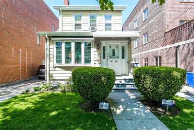 Flushing Single Family Home For Sale: 41-22 163 St
