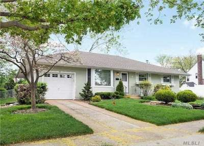 Syosset Single Family Home For Sale: 15 Ellis Dr