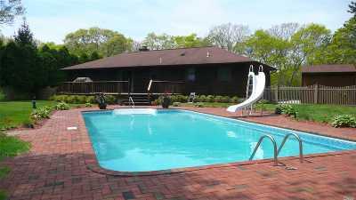 Hampton Bays Single Family Home For Sale: 48 S Washington Hghts Ave