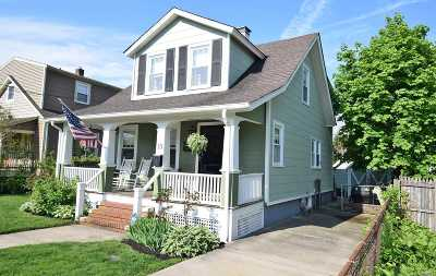 East Islip Single Family Home For Sale: 10 1st Ave