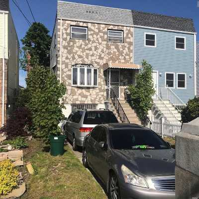 Queens County Single Family Home For Sale: 439 Beach 64th St