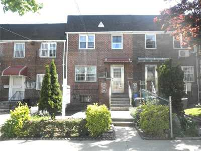Flushing Single Family Home For Sale: 148-18 Booth Memorial Ave