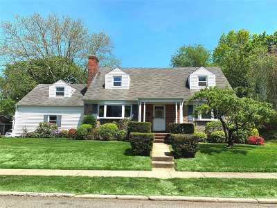 New Hyde Park Single Family Home For Sale: 188 Lawrence St