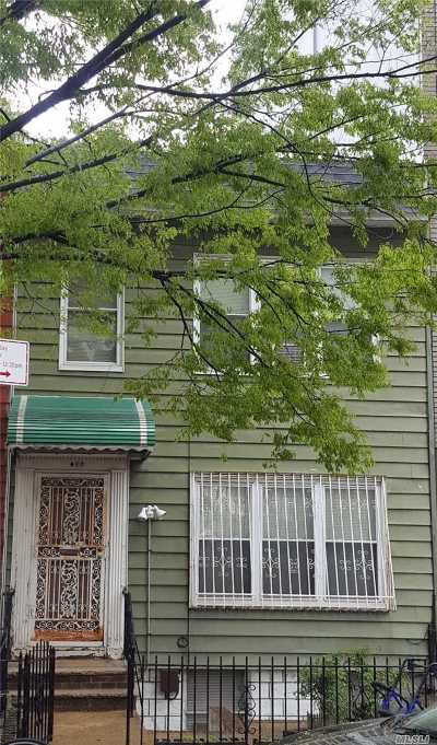 Brooklyn Single Family Home For Sale: 410 Cornelia St
