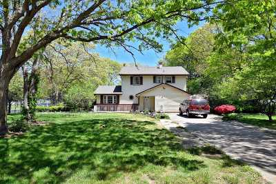 Central Islip Single Family Home For Sale: 727 Islip Ave