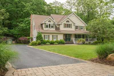Shoreham Single Family Home For Sale: 65 Briarcliff Rd