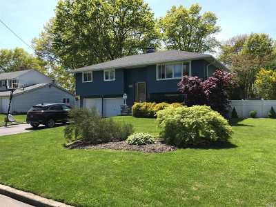 Sayville Single Family Home For Sale: 240 Lowell Rd