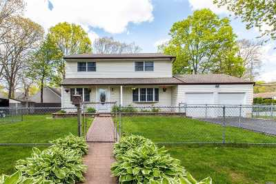 West Islip Single Family Home For Sale: 145 W 4th St