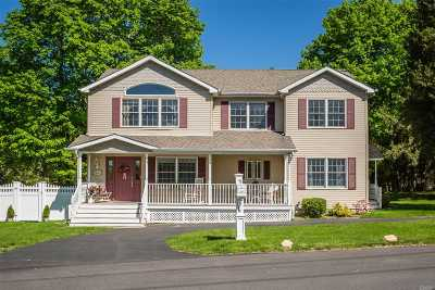 Port Jefferson Single Family Home For Sale: 1 Willis Ave